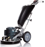 Picture of a VLM or Very low Moisture carpet cleaning machine used by Absolutely Kleen of Daphne, AL. 36526
